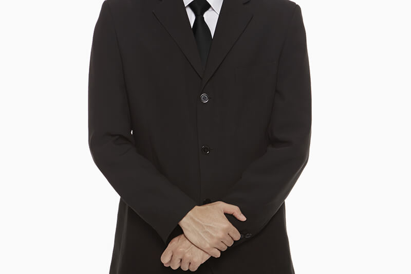 What Suit should you Wear to a Funeral?