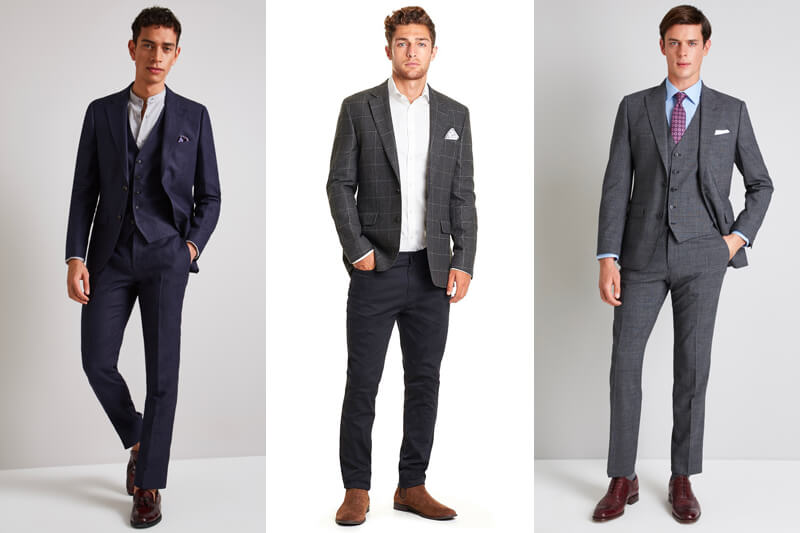 Guide to Suit Fabrics