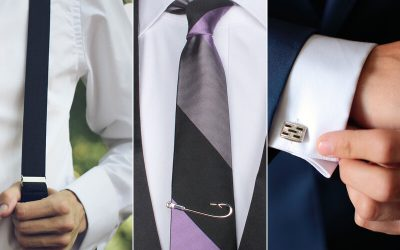 11 Easy Ways To Accessorise Your Suit
